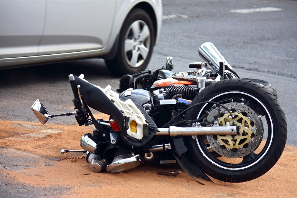 Tampa, FL - Motorcyclist Injured in Crash at I-275 & S Howard Ave